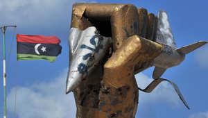 """تحطم مقاتلة """"ميغ"""" ليبية قرب الحدود مع تونس.. تضارب حول هويتها وغموض أسباب سقوطها"""