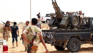 """مصرع 15 مقاتلًا من البنيان المرصوص في اشتباكات مع """"داعش' في سرت"""