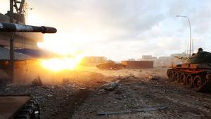 مقتل العشرات في اشتباكات بين ميليشيات مسلّحة بطرابلس
