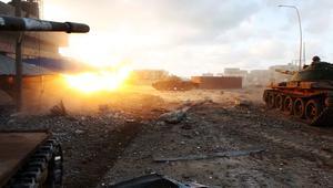 مواجهات مسلحة في صبراتة بين فصيلين ينتميان إلى حكومة الوفاق