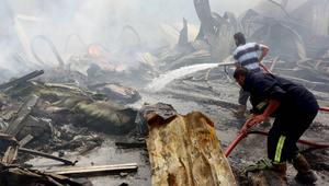 انفجار ليبيا