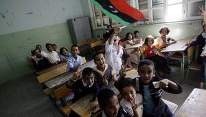 تأخر بدء الدراسة في ليبيا يثير مخاوف اليونيسف
