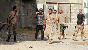 """قوات الحكومة الليبية تعلن القضاء على مئة مقاتل من """"داعش"""" في يوم واحد بسرت"""