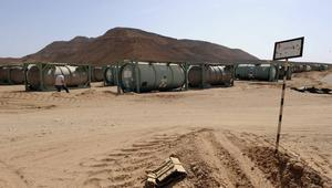 ليبيا تتخلًّص من أطنان أسلحة كيميائية جرى تطويرها في عهد القذافي