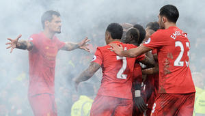 """ليفربول يخطف فوزا قاتلا من إيفرتون في ديربي """"الميرسي سايد"""""""