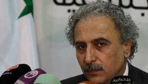 المعارض السوري لؤي حسين