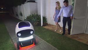 """تعرف إلى الروبوت الذي يوصل """"البيتزا"""" إلى منزلك"""
