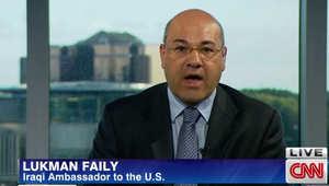سفير بغداد في واشنطن لـCNN: نريد من أمريكا تكثيف ضرباتها لداعش ومعالجة مشكلته إقليميا