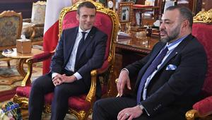 ماكرون: العاهل المغربي منشغل بخصوص الريف.. ويؤكد على حق التظاهر
