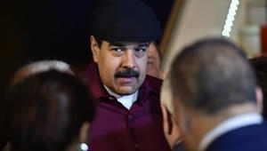مادورو يغادر الجزائر دون لقاء بوتفليقة