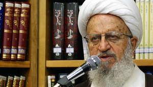 مرجع شيعي إيراني يهاجم الرياض وعلماء الدين في المملكة: سيأتي الدور للتدمير على من يشنون عاصفة الحزم