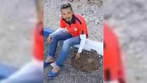"""تنديد واسع باعتقال شاب مغربي نشر فيديو عن """"حالة غش"""" في تسوية طريق"""