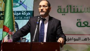 مقرّي يتهم المغرب بغض النظر عن زراعة المخدرات وتهريبها للجزائر