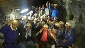 عمال مناجم بمنطقة مغربية يعتصمون تحت الأرض للمطالبة بتحسين أوضاعهم