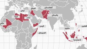 عبر الخرائط: تعرّف على تداعيات حظر دونالد ترامب لدخول المسلمين أمريكا