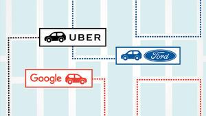 حرب المليارات في السيارات الذكية.. الخرائط!