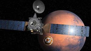روسيا وأوروبا تطلقان مركبة فضائية لاختبار الحياة على المريخ