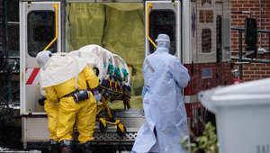 أمريكا تسجل ثاني وفاة بفيروس إيبولا لطبيب عاد مؤخراً من غرب أفريقيا