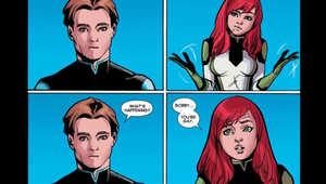 """""""X-Men"""" يعلن عن شخصية مثلية الجنس"""