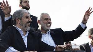 """وفد """"حماس"""" برئاسة مشعل بالسعودية لأول مرة منذ 2012"""
