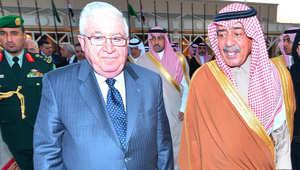 معصوم يؤدي العمرة في مكة وسعود الفيصل يؤكد: السعودي يحمي العراقي.. أقولها بأعلى صوتي