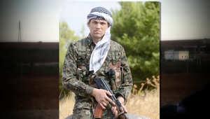 """مقاتل أمريكي ضد """"داعش"""" يحذر من """"تهديدات بالقتل"""" تستهدف الممثل إنرايت"""