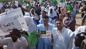 احتجاجات في موريتانيا على تغيير مرتقب للعلم والنشيد الوطنيين