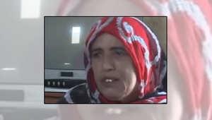 السيدة الموريتانية سلم كما ظهرت في مقابلة مع تلفزيون الساحل