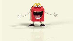 تميمة ماكدونالدز لوجبة الأطفال تثير الجدل وترعب المغردين بتويتر