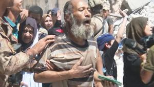 كاميرا CNN توثق معاناة مدنيين هربوا من داعش بالموصل