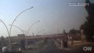 من داخل الموصل: فيديو يظهر شوارعها المقفرة