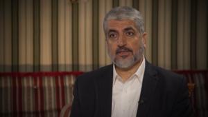 خالد مشعل لـCNN: ليلتقط الغرب الفرصة وثيقتنا وترامب لديه جرأة التغيير