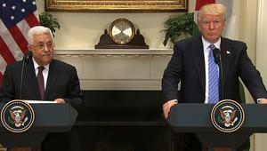 ترامب لمحمود عباس: سنحل القضية التي عجز من سبقنا عن حلها