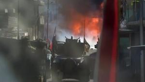 مراسلة CNN تعلق 28 ساعة وسط كمين لداعش بالموصل.. ما الذي حدث؟
