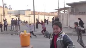 عودة الحياة لبلدة حمام العليل بعد استعادتها من داعش