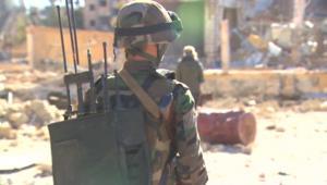 بين النظام والمعارضة.. عدسة CNN على خط الجبهة في حلب