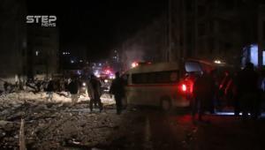 انفجار في إدلب السورية يسفر عن مقتل 23 شخصاً