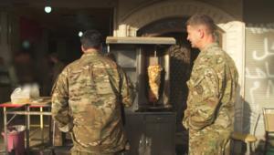 عدسة CNN مع قوات أمريكية تعرضت لهجوم من جنود الأسد.. ماذا حدث؟