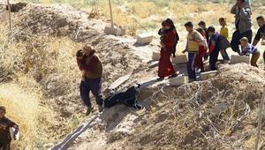 كيف يهرب العراقيون من داعش قبل معركة الحويجة؟