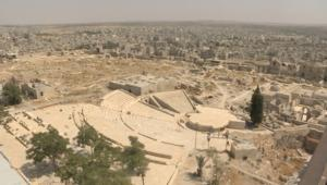 إحدى أقدم مدن العالم.. الحياة تبدأ العودة إلى حلب وسط حالة من الخراب
