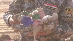 الجيش العراقي يعثر على مقبرة جماعية في حمام العليل