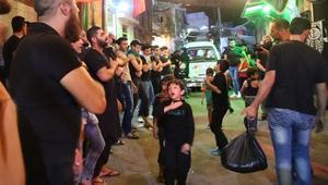 دمشق بعاشوراء.. هل تحولت عاصمة الأمويين لبقعة بالنجف؟