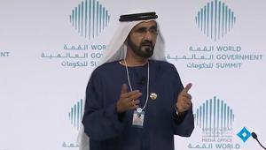 محمد بن راشد: العالم تغير وأصبح سوقا مشتركة