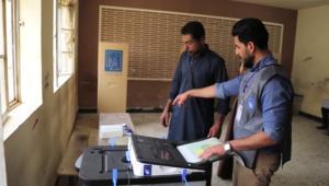 الأمم المتحدة: سعيدون برؤية نظام وأمان في الانتخابات البرلمانية العراقية
