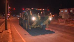 شاهد.. قوات الجيش التركي تنتشر في إدلب السورية