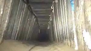 الجيش الإسرائيلي يدمر نفقا بطول 1.5 كلم في غزة