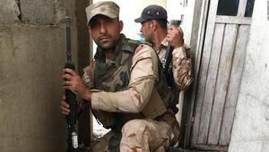 الجيش العراقي يقترب من أول حي دخله داعش بالموصل
