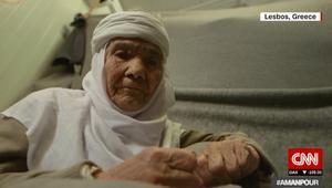 هل هذه أكبر لاجئة سورية عمراً؟ اسمعوا قصتها