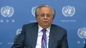 """ممثل السعودية بالأمم المتحدة: """"لست مسؤولاً عن خزانة ملابس الرئيس الحريري"""""""