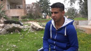 هذا معاوية.. أحد الصبية التي بدأت الثورة السورية من أجلهم